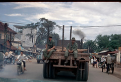 In Memories of Pre-1975 Vietnam Pics (Nguyen Ngoc Chinh) Tags: waite vietnam 1967 saigon bienhoa macv advisoryteam98 ductu