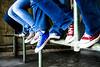 Converse-mos (Pankcho) Tags: blue red feet colors azul grey gris rojo shoes colours boots venezuela pipe colores caracas zapatos explore jeans converse taylor pies chuck allstar chucks tubo botines