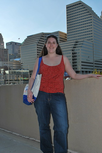a view of cincinnati