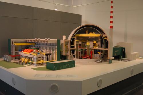 Centrale nucleare di Gosgen / Gosgen Nuclear Power Plant