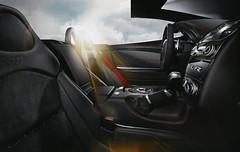 Mercedes SLR McLaren 722S Roadster interior