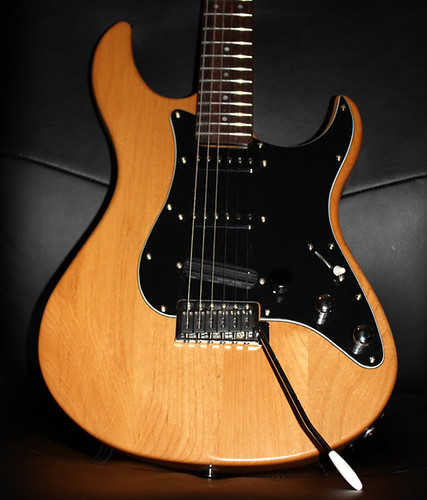 Will Strat Pickguard Fit Yamaha Pacifica