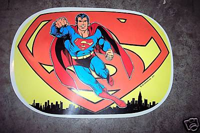 superman_placemat