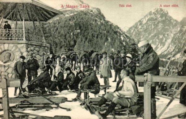Vysoké Tatry - Magas Tatra