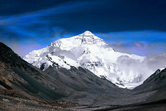 Goddess Mother of the Universe (Unitopia) Tags: tibet godess gmt mounteverest naturesfinest qomolangma  chomolungma supereco  platinumheartaward kunstplatzlinternational