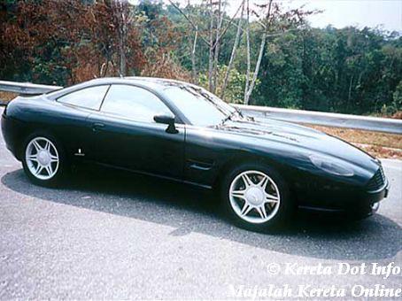 Sulatan Brunei's car 1