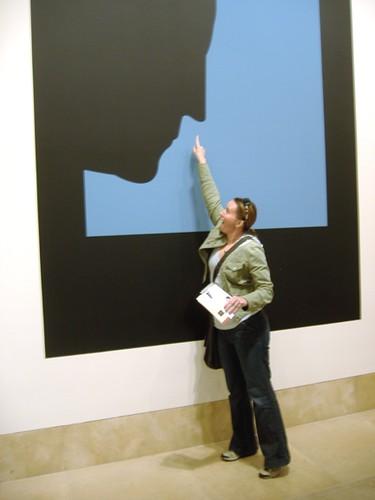 Picking Duchamp's Nose
