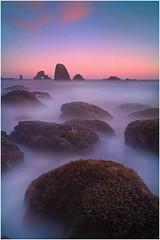 Indian Beach Twilight Affair (kevin mcneal) Tags: ocean water oregon landscape coastal oregoncoast kevinmcneal