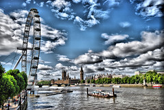 London Eye (Fahad Al Nusf) Tags: uk greatbritain summer sky tree london eye me water clouds digital landscape boat nikon asia gulf unitedkingdom united middleeast sigma kingdom londoneye ku arab gb kuwait effect hdr highdynamicrange fahad kw arabiangulf q8 essam sigma1020mm kwt alnusif   sigma1020 d80  nikond80 fenyn fahadalnusf alnusf   nusef nusif alnusef fahadessamalnusf essamalnusf alnisef alnisf nisf nisef