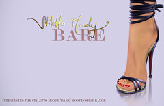 Stiletto Moody - BARE (Stiletto Moody) Tags: pink sexy leather shoes highheels heart bare wrap strap heels tease stiletto sandal patentleather strappy patent sculpt moodys colorset ankletie stilettomoody impossiblyhighheels impossiblyhipheels badseedredsole stilettomoodybare stilettomoodyheart