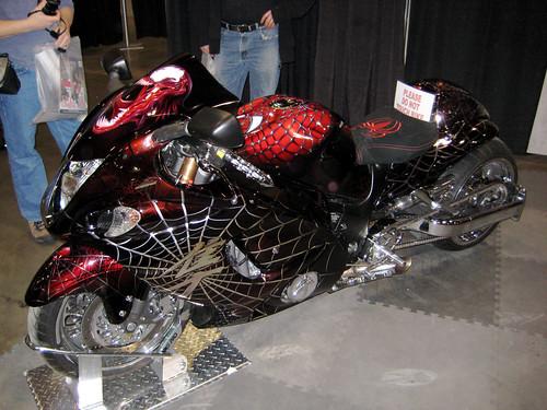 Spider Bike 2