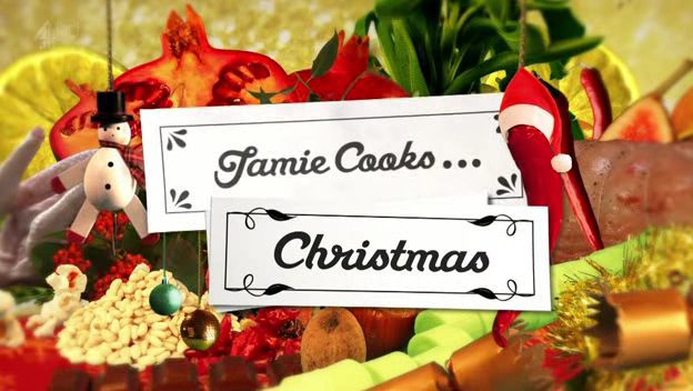 Jamie Cooks Christmas 2008 (18th December 2008) [HDTV (XviD)] preview 0