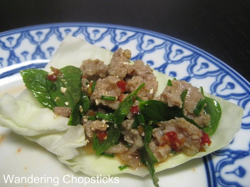 Larb (Lao Thai Ground Meat Salad) 4