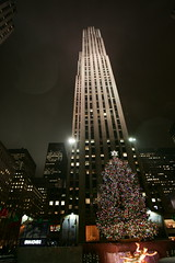 30 Rockefeller Tree (matt with) Tags: christmas nyc 30rock