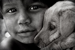 Colour my Christmas... (carf) Tags: poverty christmas xmas brazil bw dog streets love boys brasil kids puppy children hope blackwhite kid community education support child hummingbird culture esperana social impoverished underprivileged altruism change shanty educational campaign streetkids streetchildren beijaflor favela development investment prevention vitor hummingbirdxmas cultural recuperation changemakers mundouno everyoneachangemaker diaadiabrasileiro braziliandaybyday novavitanewlife
