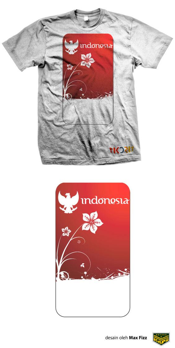 Flower-Flag-Of-Indonesiana-White