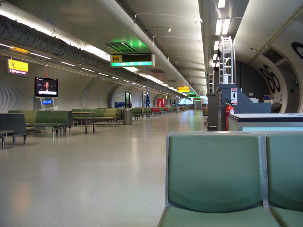Heathrow Terminal One