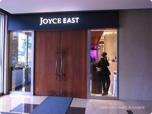 JOYCE EAST 門口