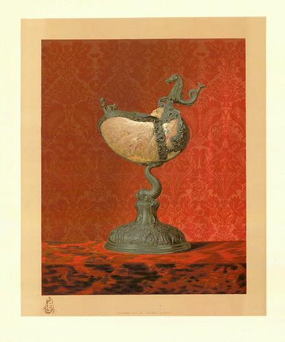 014- figura representando una gondola antigua