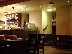 Interior of  Guilty Lily, Bonnington Road, Edinburgh