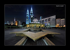 Malaysia Hooooooot ! Pressure Cooker Steam Spout  - Whistle Top ;-) (Ragstatic) Tags: world christmas light urban color architecture composition relax design yahoo google nikon exposure cityscape dof searchthebest angle designer rags top steel famous petronas towers perspective mosque structure explore architect malaysia twintowers kualalumpur kl depth dri hdr klcc selamat stockphoto kuallumpur trulyasia d700 klccmosque