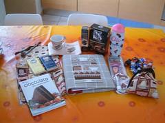 Swap Caffè/the/cioccolato Xsp - Sent