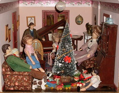 Dollhouse Christmas