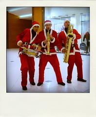 Noël 2008 en Polaroid