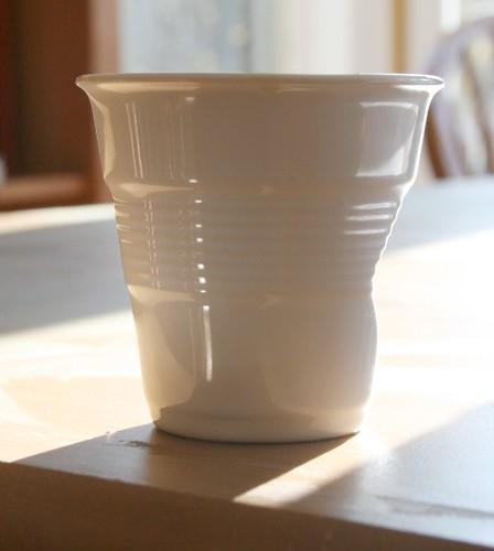 Crumple Cup