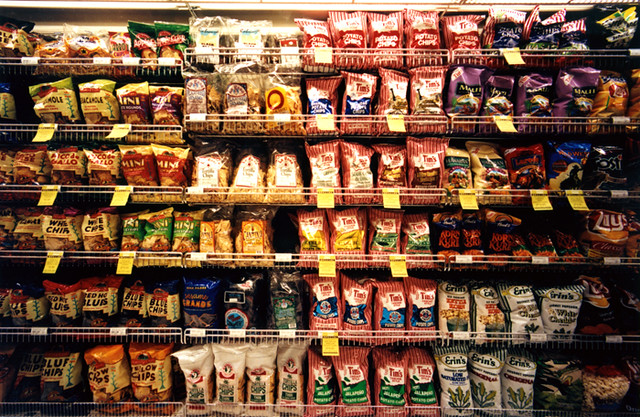Snack Foods Significant Part of US Diet