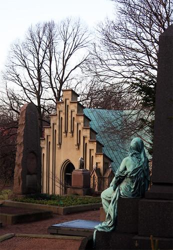 Östra kyrkogården, Göteborg