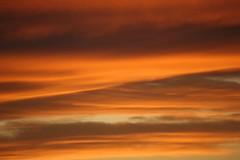 Colorful Cloud Textures (GWD Photography) Tags: sunset orange sun color texture clouds canon landscape outdoors rebel colorful gordon 100views 55250 cloudtexturers gwdphotography