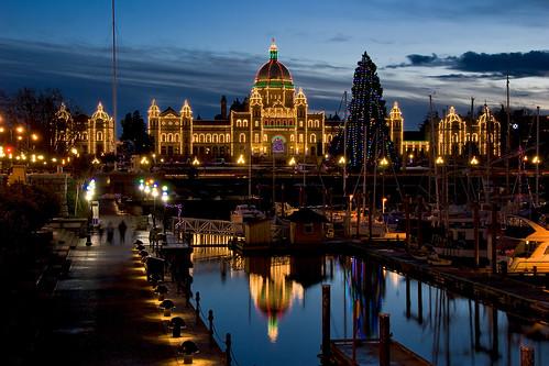 Victoria Government Parliament building