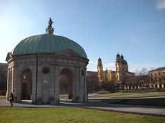 Munich Germany Dec 2008 360