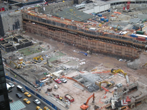 ground zero jan. 6, 2009
