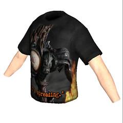 G-Virus shirt