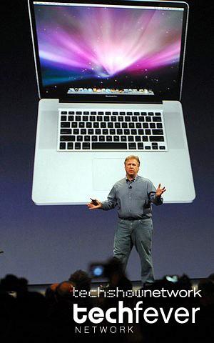 apple keynote macworld 2009 phil schiller new macbook pro 17 inch