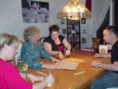 SCRABBLE tournament (Lizkay) Tags: pictures mas