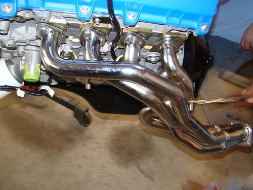 Ford Racing 4.6L 3V Fox Body Swap