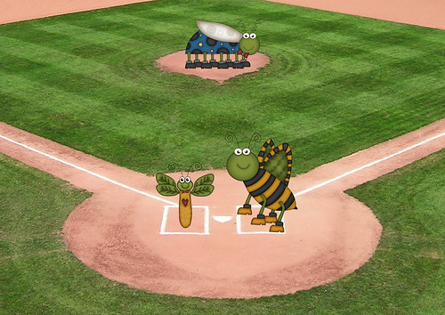 Buggylicious Baseball