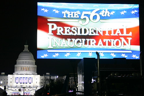 Jumbotron and Capitol Bldg