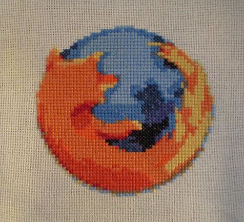 Firefox Logo - Complete!