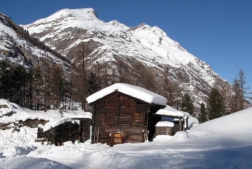 Zermatt barn