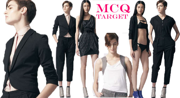 McQ for Target by Alexander McQueen
