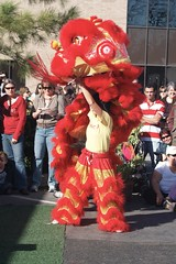 Red Lion dances
