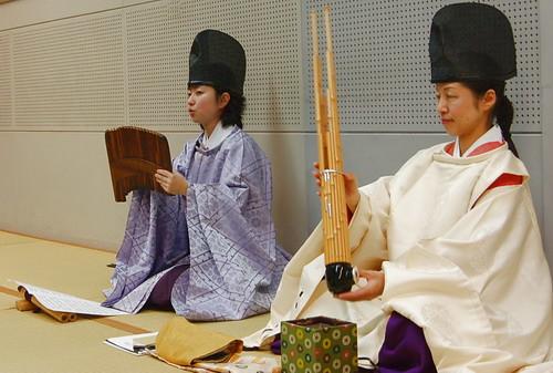 新春■笙(しょう)と竜笛(りゅうてき)のコンサート■
