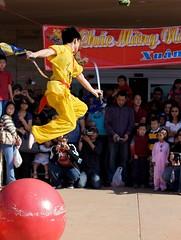 Jumping Sword