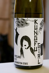 2007 Kung Fu Girl Columbia Valley Riesling