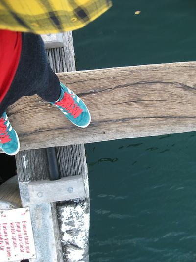 ryan's feet