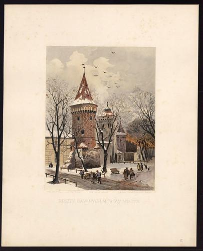 004- Restos de las antiguas murallas de la ciudad-1886